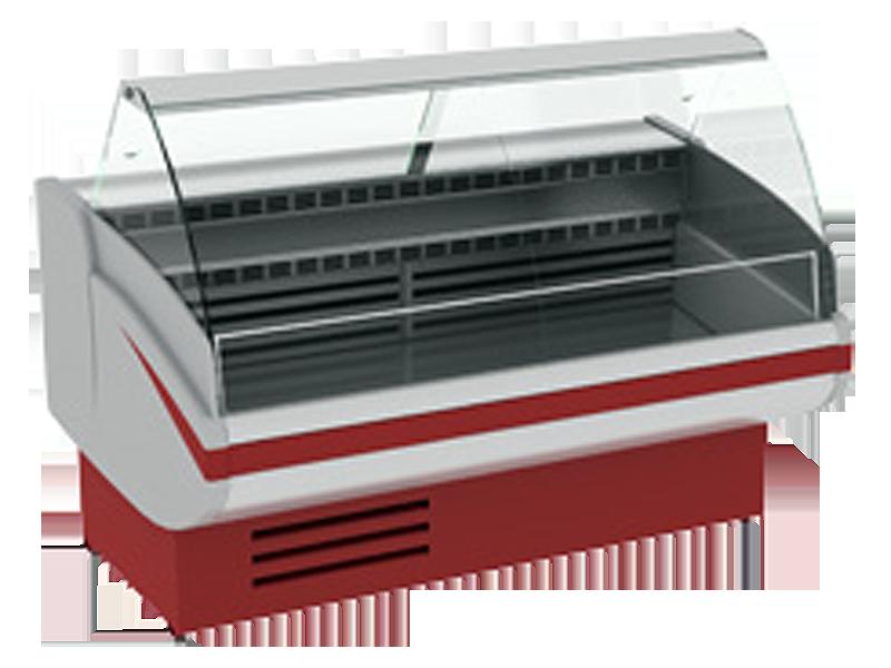 Витрина холодильник для пирожных